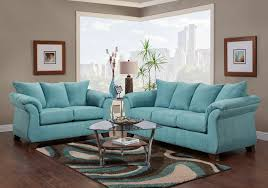 aruba aqua sleeper sofa loveseat badcock home furniture more