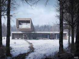 100 Cantilever House CGarchitect Professional 3D Architectural Visualization