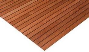 Wood Decking Boards by Solid Wood Deck Boards Wooden Nautipont Teak Decking Toubois