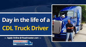 A Day In The Life Of A Trucker - Roadmaster Drivers School