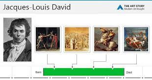 Jacques Louis David Most Important Art