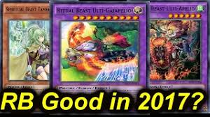 Gladiator Beast Deck Profile by Ritual Beast Deck Post Rate February 2017 Duel U0026 Decklist