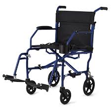 Transport Chair Or Wheelchair by Ultralight Transport Chairs Medline Industries Inc