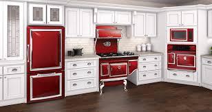 Love Valentine Day Elmira Stove Works Appliances Ranges Retro Contemporary Modern Kitchen
