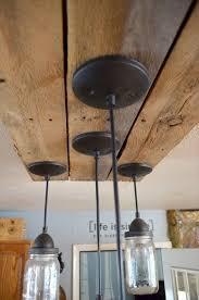 diy jar kitchen lighting easy diy and crafts diy home