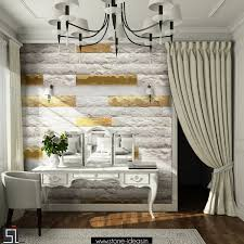 12PcsSet 3D Wall Panel Ceiling Tiles Wallpaper Geometric Art Stickers TV Background Home Living Room Decoration Wall Treatment
