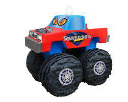 Aztec Deluxe Shredder Monster Truck Pinata - Walmart.com Monster Truck Party Cre8tive Designs Inc Custom Order Gravedigger Monster Truck Pinata Southbay Party Blaze Inspired Pinata Ideas Of And The Piata Chuck 55000 En Mercado Libre Monster Jam Truckin Pals Wooden Playset With Hot Wheels Birthday Supplies Fantstica Machines Kit Candy Favors Instagram Photos Videos Tagged Piatadistrict Snap361 Trucks Toys Buy Online From Fishpdconz Video Game Surprise Truck Papertoy Magma By Sinnerpwa On Deviantart