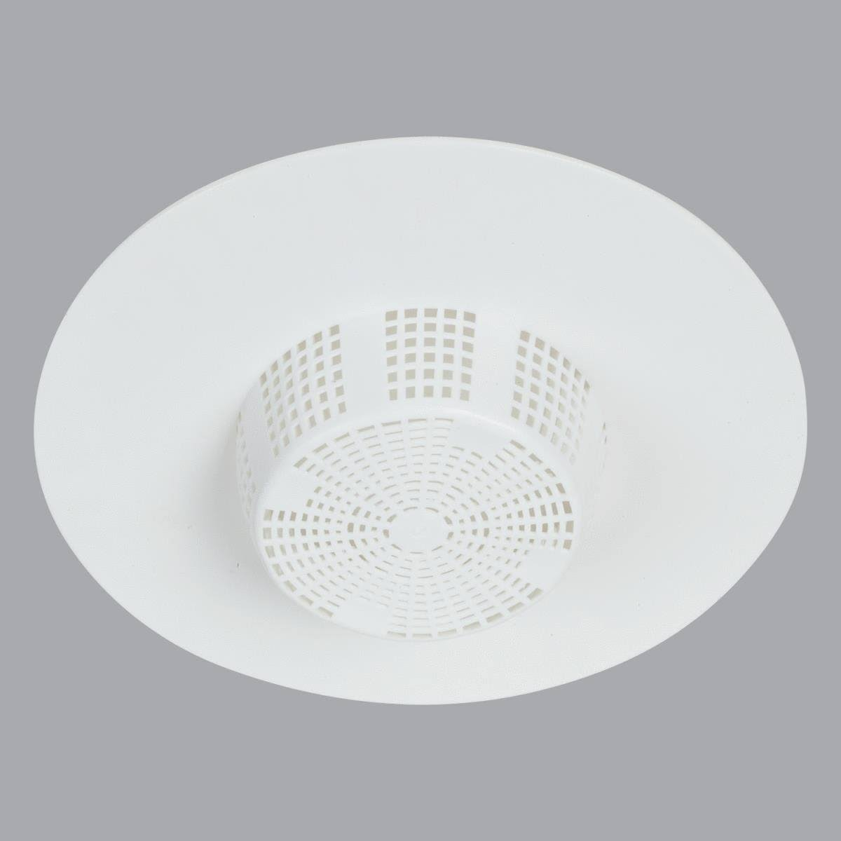 Do it Hair Snare Drain Cover - White
