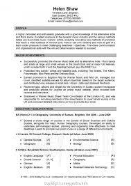 Cover Letter 5 Cv Sample Download Pdf