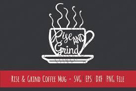 Rise Grind Coffee Mug