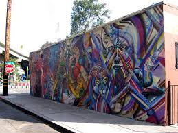 mind blowing ancestors mural near chicano park cool san diego