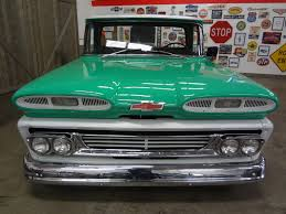 1960 Chevrolet Apache C10 For Sale #84715   MCG Classic Chevy Trucks Chevrolet Gmc From 341998 01966 Pickup Truck Automobile Filegwood Breakfast Club 1960s Pickup Flickr 1960 Apache For Sale Near Hill Afb Utah 84056 Classics Presented As Lot F901 At Seattle Wa Die Cast Bank Trailer Made By Ertl Company Space Spirit Splendor Full Line Bro Hemmings Daily C20 V8 Longbed Pickup Fleetside Video I Truck Hot Rod Network C10 Short Bed Big Window Patina 4spd