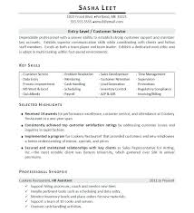 Management Skills Examples For Resume Of Resumes Maker And