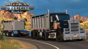 American Truck Simulator: Kenworth W900 Dump Truck And Pup - Phoenix ... De Supply Safety Traing Video 1 Loading The Truck And Pup 1005 Tf1 Configured As Trailer Tbt The Social 360 Media Fruehauf Trailers For Sale N Magazine 2006 Heil Dry Bulk Pup Dry Bulk Pneumatic Tank Tonka Air Express W 1959 Witherells Auction House Diesel Trailers Mod American Simulator Ats T800 Dump Truck Combo Set Dogface Heavy Equipment Sales Commercial Gravel Services Kelowna Ag Appel Enterprises Ltd Kenworth W900 Dump Truck Pup Phoenix Trucks 2002 Tramobile Van Missauga On