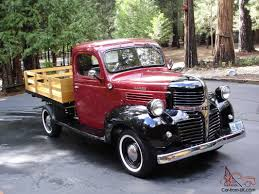 Dodge 3/4 Ton Pick-Up Model WD-15 The Street Peep 1946 Dodge Wc Pickup Classics For Sale On Autotrader Vintage Truck Youtube 15 Ton Gas Classic Cars C Series Wikipedia Wf 1 12 Dump 236 Flat Head 6 Cylinder Very Pickup Street Rod Rat Shop Truck Sale 1946dodgecoe Hot Rod Network D100 1951358 Hemmings Motor News Pickups That Revolutionized Design Near Coinsville Illinois 62234