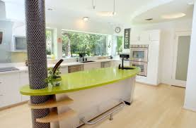 Stylish Kitchen Counter Shaped Like A Surfboard Nautical Decor Tips Riding The Waves With Sailboats