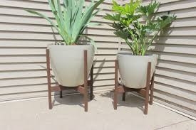 Full Size Of Plant Stand Modern Indoor Stands Phenomenal Photo Green Pinterest Wooden Planter Diy That