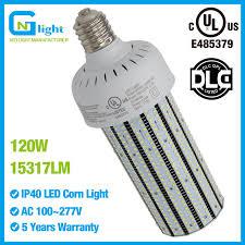 ul e40 e39 mogul base led corn cob 120 watt lights replace 400w