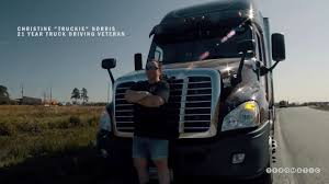 100 Crowley Trucking Life Of A Trucker 26 Christine Truckie Norris YouTube
