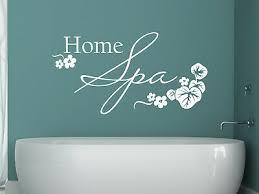 234 wandtattoo home spa wellness wandaufkleber bad