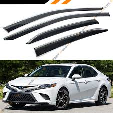FOR 2018 TOYOTA CAMRY CLIP-ON TYPE CHROME TRIM WINDOW VISOR RAIN ... Rain Guards Inchannel Vs Stickon Anyone Know Where To Get Ahold Of A Set These Avs Low Profile Door Side Window Visors Wind Deflector Molding Sun With 4pcsset Car Visor Moulding Awning Shelters Shade How Install Your Weathertech Front Rear Deflectors Custom For Cars Suppliers Ikonmotsports 0608 3series E90 Pp Splitter Oe Painted Dna Motoring Rakuten 0714 Chevy Silveradogmc Sierra Crew Wellwreapped Kd Kia Soul Smoke Vent Amazing For Subaru To And