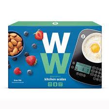 ww kitchen scales