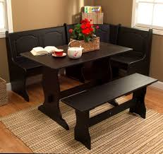 Corner Bench Kitchen Table Set by Furniture Amazing Corner Bench Kitchen Table Suits Your Style