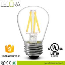 st45 s14 2700k 2w 4w led bulb popular led filament bulb home led