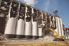 Bunge Grain Elevator Demolition – FEH Design