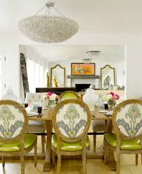 Awesome Ikat Dining Chairs Contemporary Room Graciela Rutkowski Chair Back Cushions Designs