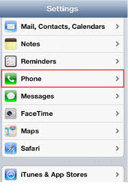 How to Hide Block your Phone number using iPhone from being