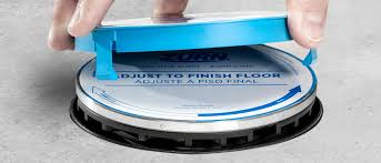 zurn z415 ez1 adjustable floor drain