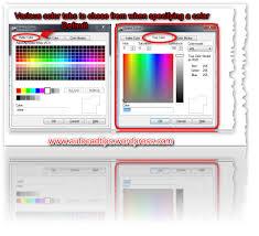 Plot Color Regardless Of Ctb File