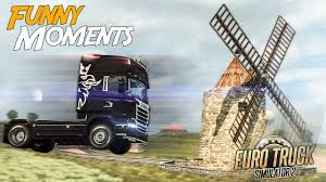 Euro Truck Simulator 2 Multiplayer Funny Moments & Crash Compilation #89
