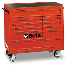 Beta Tools C38 11 Drawer Mobile Roller Cabinet Tool Box | Tools Today