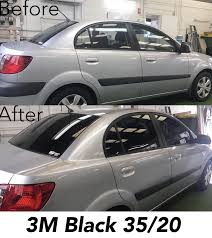 3M Black Window Tint 35/20 On Kia Rio, Before And After Photos ... Car Tint Is All The Same Right Vehicle Window Guide Rg Truck Military Tting Fresno Ca Benefits Of Getting A Lift Kit For Your Reno Tahoe Totally Mobile Window Ting Shadow What Tint Percentage Ford F150 Forum Community Sema Best Trucks Services New Braunfels Tx Skyline Chevrolet Silverado Z Factory Vs Aftermarket Shannonbaum Signs Ford F250 Window Dark New Braunfelsjpg
