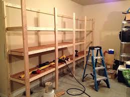 garage shelves build 4bgarage shelf plans 2 4 ceiling u2013 venidami us