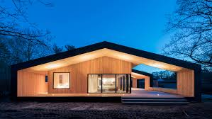 100 Architecture Houses Oversized Roof Shelters Terraces At CEBRAs Danish Summer House