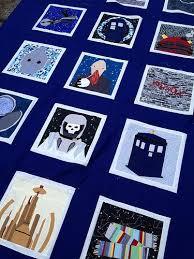 35 best Tardis Quilt s images on Pinterest