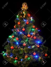 6ft Slim Christmas Tree With Lights by Christmas Tree With Led Lights 75 Foot King Fraser Fir