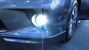 diy 2013 2014 2015 honda accord coupe foglight led bulb