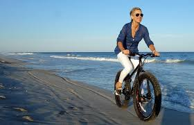 Fat Bike Beach Riding