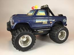 1983 PLAYSKOOL BIGFOOT Monster Truck 4X4X4 Vintage Toy - $35.00 ...
