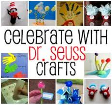 Dr Seuss Crafts To Do With Your Kids