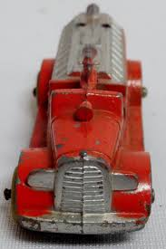 100 Tootsie Toy Fire Truck Vintage 1940s Toy Hook And Ladder 236
