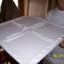 Styrofoam Ceiling Tiles Cheap by Tips U0026 Tricks Exciting Styrofoam Ceiling Tiles For Home Design