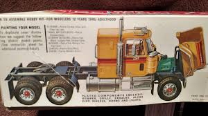 1/25th Scale AMT GMC GENERAL TRUCK MODEL KIT # 5001..Complete ... Chevrolet Bruin Wikipedia 1980 Am General Military 8x6 20ton Semi Truck M920 Tractor W 45000 Sales Custom Facilities Ctgeneral Motors Isuzu Hino Catepillar And 1983 Gmc Semi Truck Item Da4376 Sold December 1 Bodys Patient Evacuation Vehicles Pev A Hit With Great Lakes Agency Home Img_3298 Welcome To General Body Inc Ykl 1984 First Fire Up After Sitting For Years Save The Says No To Electric Pickup