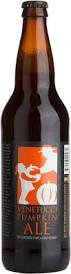 Long Trail Pumpkin Ale Calories by Bristol Brewing Company