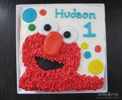 Elmo Halloween Stencil by Hudson U0027s Elmo Cake