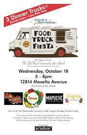 100 Food Truck Fiesta 1018 Friends Of Short Avenue